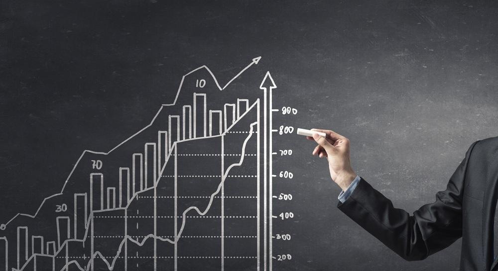 liiketoiminnan kehittäminen - kaavio