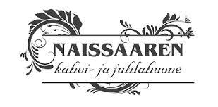 Naissaaren kahvi- ja juhlahuone logo