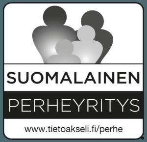 Suomalainen perhetyritys - TietoAkseli Oy